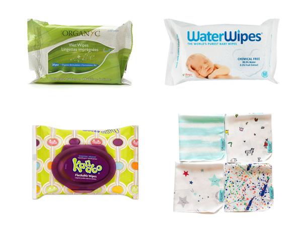 Kids travel - wet wipes