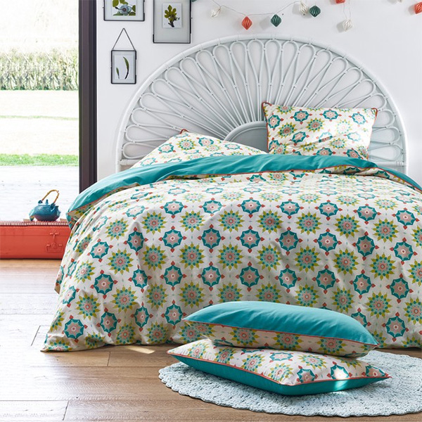 La redoute rattan bed