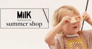 Milk magazine summer shop