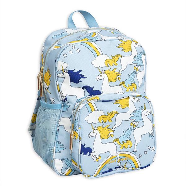 Mini Rodini unicorn school bag