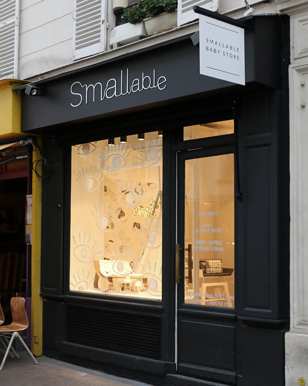 Smallable baby store