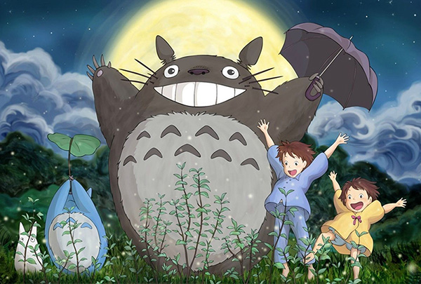 My Neighbour Totoro Studio Ghibli