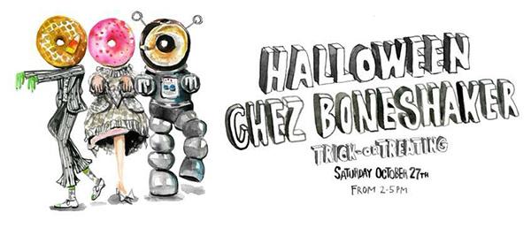 Halloween chez Boneshaker