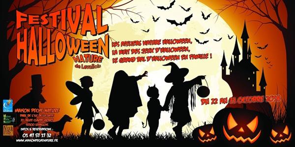 Halloween - Maison de la Peche