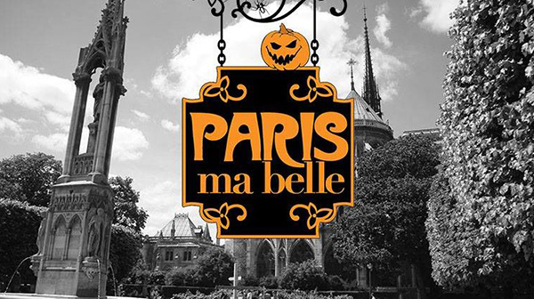 Halloween - Paris ma belle