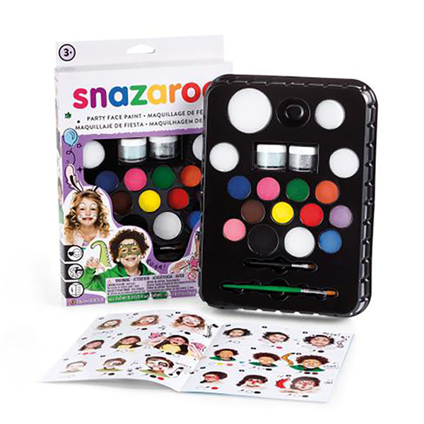 Kit de maquillage Snazarro