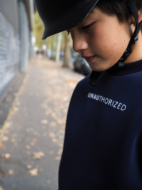 unauthorised boys fashion brand
