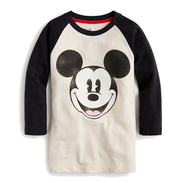 Kids' Disney® for crewcuts Mickey Mouse