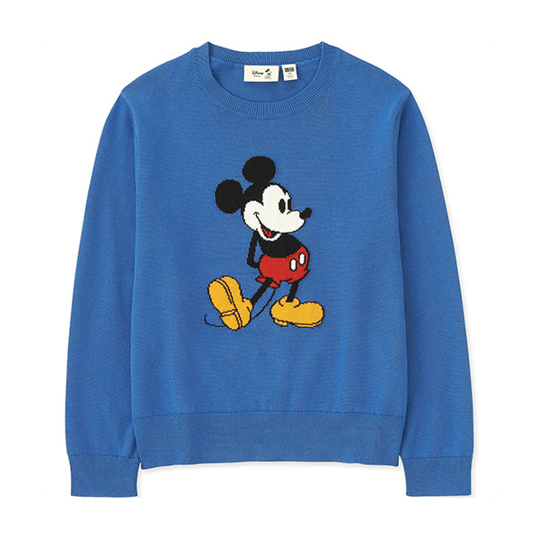 Mickey Mouse x Uniqlo