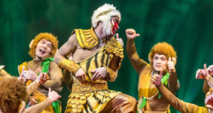 Cirque Phénix - Le roi des singes
