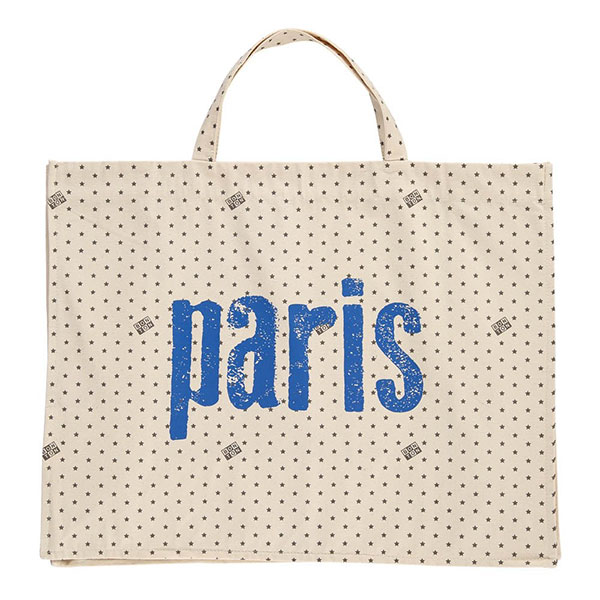 Bonton Paris Tote Bag