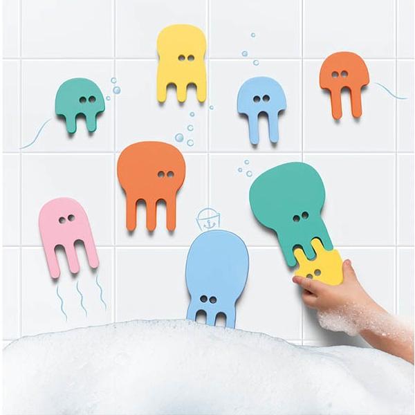 QUUT Puzzle de bain pour enfant