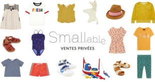 Les ventes privées chez SMALLable