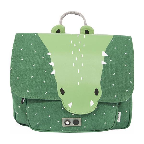 Trixie Crocodile satchel