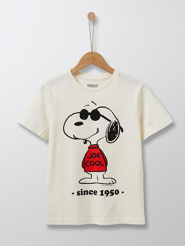 Cyrillus X Peanuts - Collection Snoopy Joe Cool