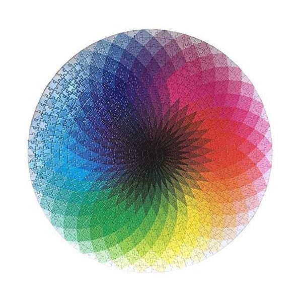 Arc-en-Palette puzzle