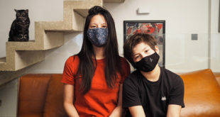 DIY masque protection