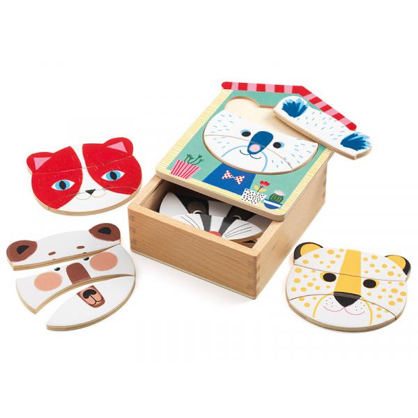DJECO puzzle pour enfant