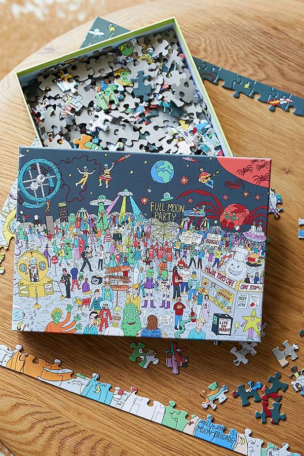 Puzzle Where's Bowie