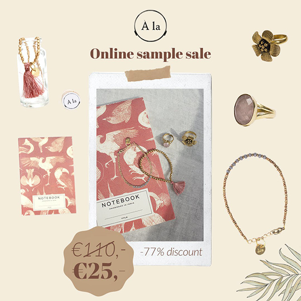 A LA Sample Sale Bijoux