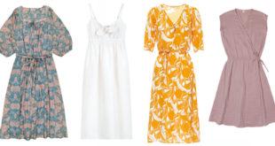 Robes pour femmes cet été