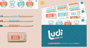 Ludilabel étiquettes Concours