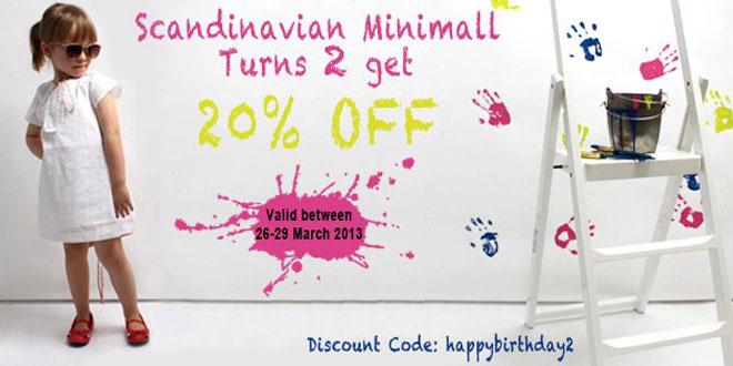 Scandinavian Minimall