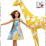 Diane von Furstenberg and Gap