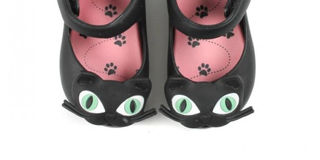 Mini Melissa Shoes Harper Beckham