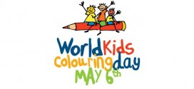 world kids coloring day