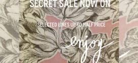 Cissy Wears Secret Sale