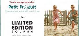 Petit Produit chez Limited Edition Square