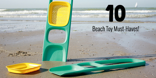 Toys For Beach : Beach toy must haves