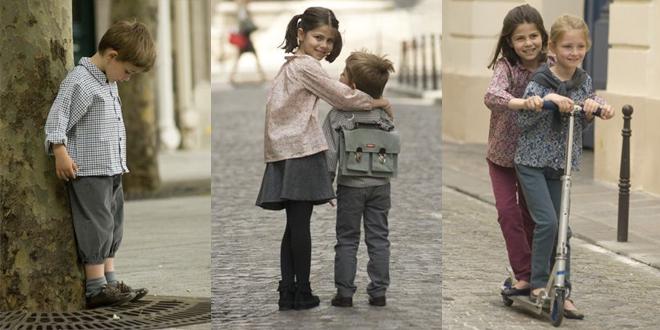 Marie Puce mode enfant