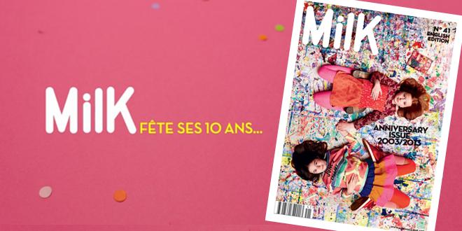MilK Magazine Free Giveaway