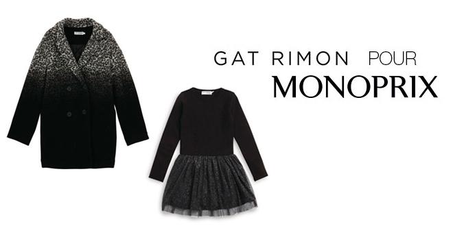 Gat Rimon pour Monoprix