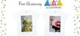 Free Giveaway Little Eleven Paris