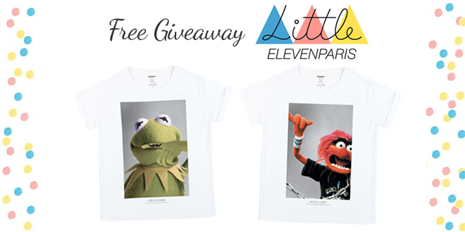 Free Giveaway Little Eleven Paris