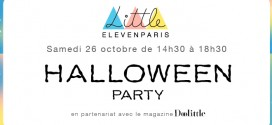 Little Eleven Paris Halloween Party