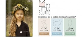 My Little Square mode enfant
