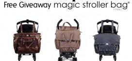 Magic Stroller Bag Free Giveaway