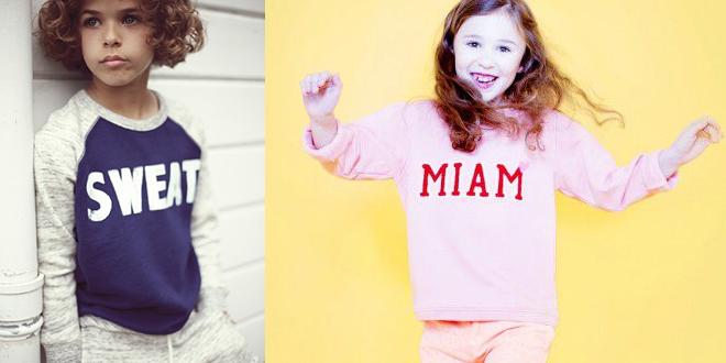 Kids graphic sweatshirts