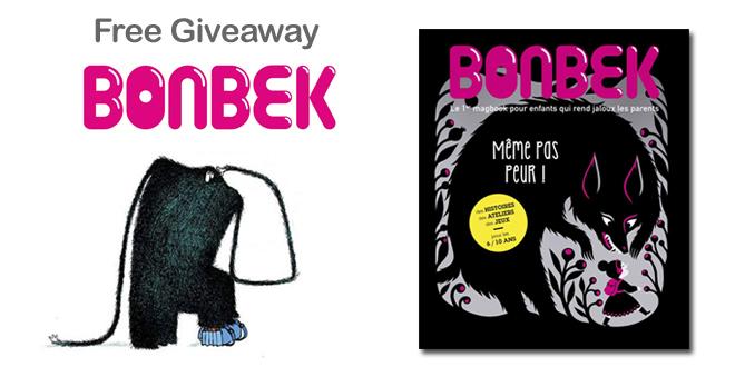 Free Giveaway Bonbek Magazine