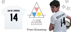 Little Eleven Paris Free Giveaway