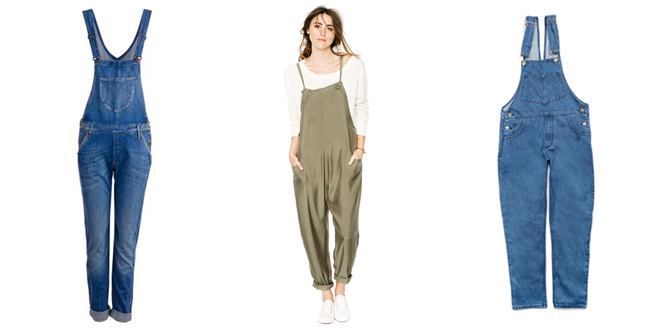 Women's overall fashion