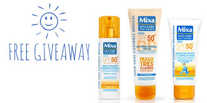 mixa-free-giveaway