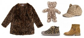 leopard kids fashion