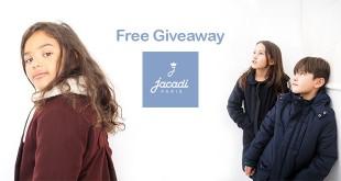 Jacadi Free Giveaway