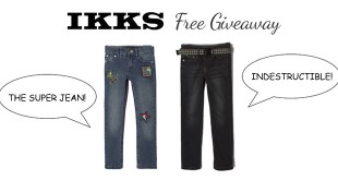 IKKS Free Giveaway