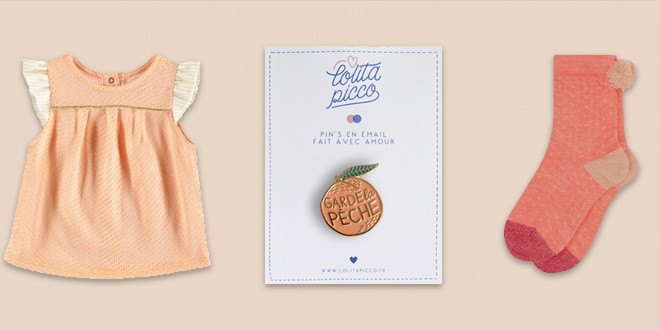 Mode Fille - Peachy